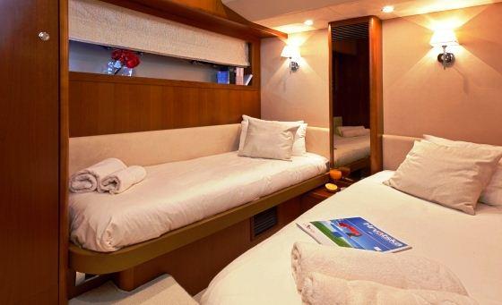 Yacht PAMANGO -  Twin Cabin