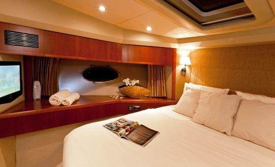 Yacht PAMANGO -  VIP Cabin