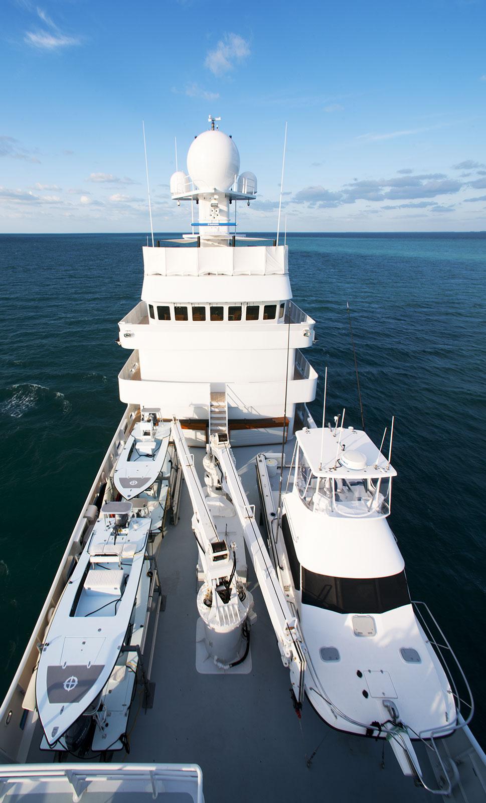 yacht luxury charter boat pangaea