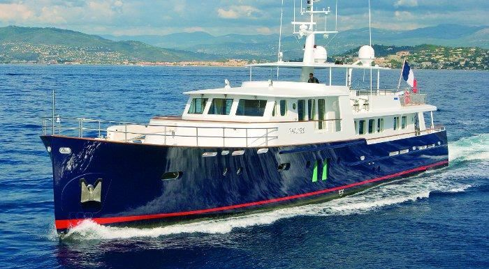Yacht PAOLYRE -  On Charter