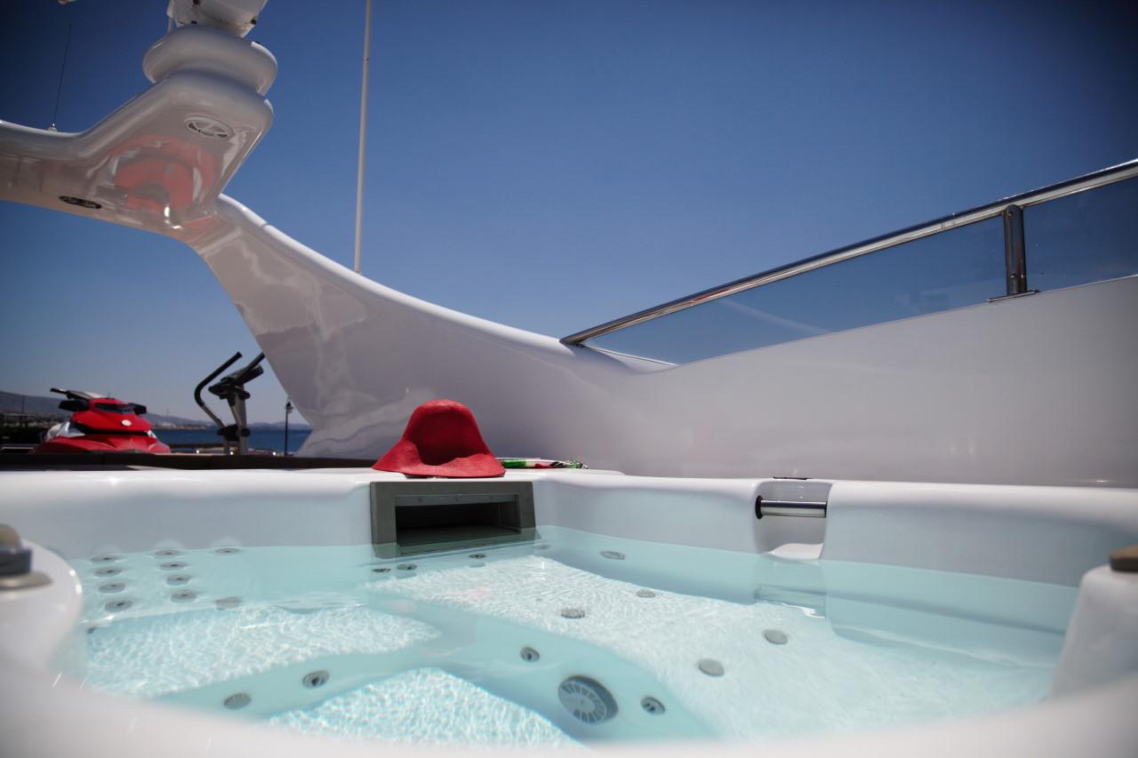 Yacht PROJECT STEEL - 005