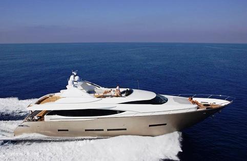 Yacht QUANTUM -  Main