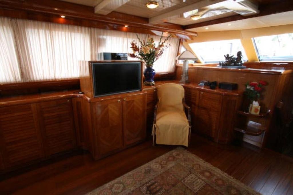 Yacht QUEEN SOUTH III -  Salon 2