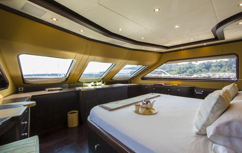 Yacht QUID PRO QUO -  Master Cabin 2