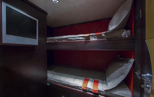 Yacht QUID PRO QUO -  Twin Cabin 3