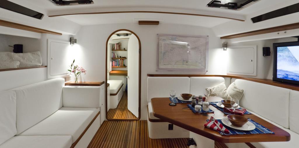 Yacht SAFARA -  Salon