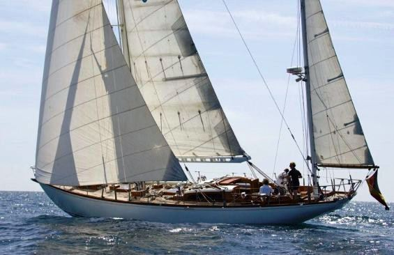 Yacht SAMARKAND -  Main