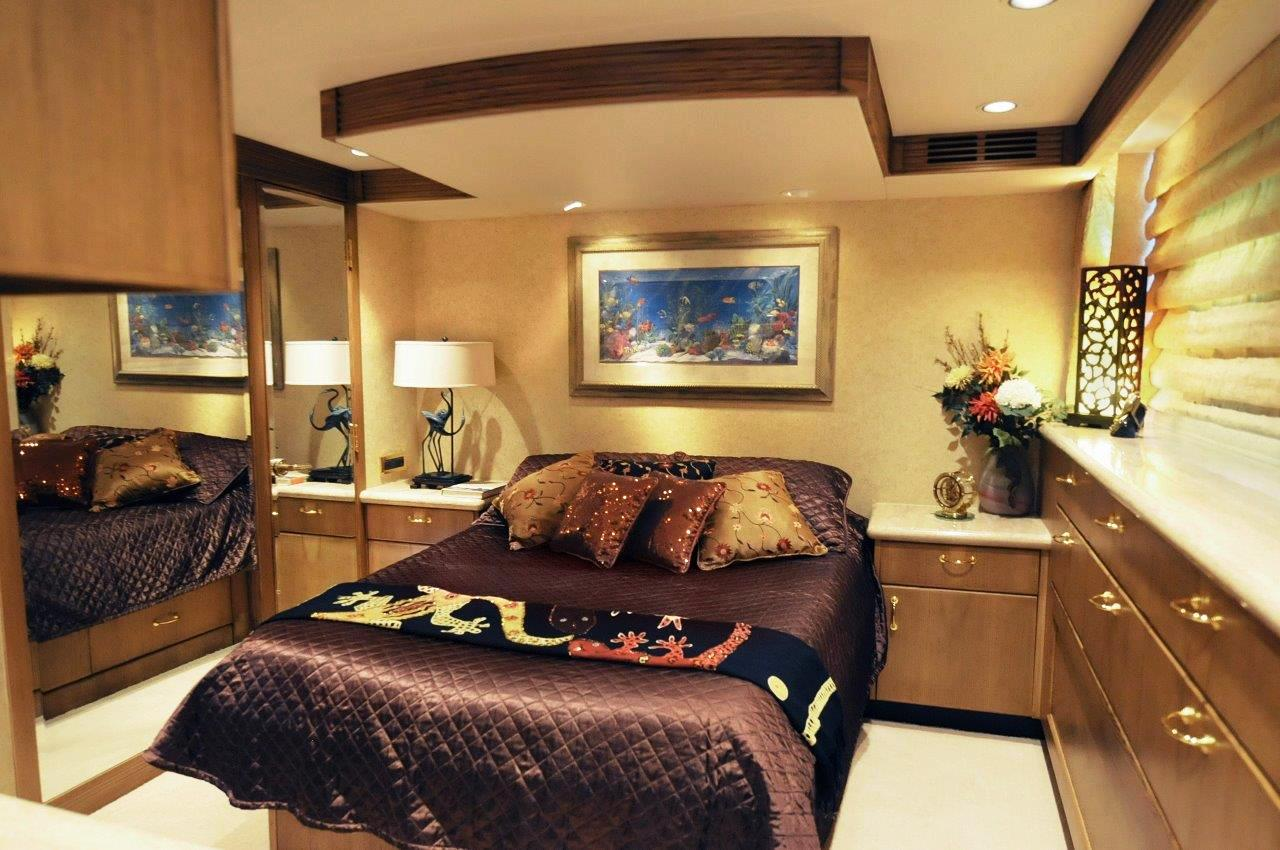Yacht SCOTT FREE -  Guest Cabin 2
