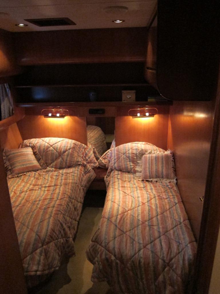 Yacht SEA DREAM -  Twin Cabin