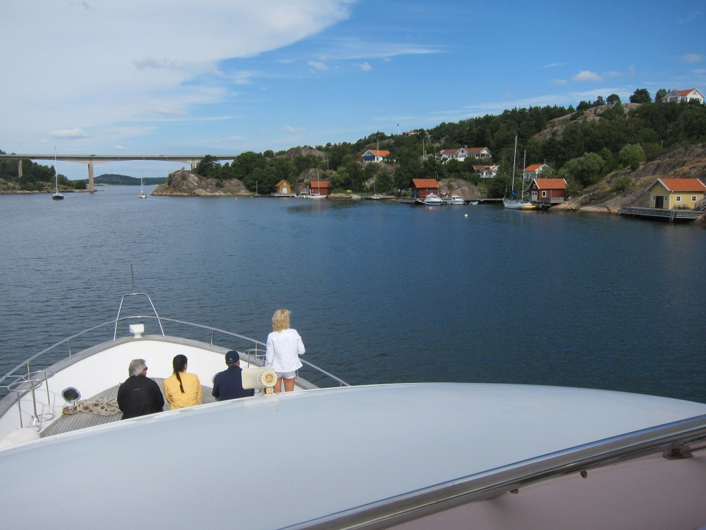 Yacht SEA DREAM - In Northern Europe on Charter