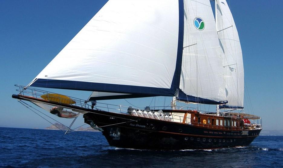 Yacht SEA DREAM - Sailing