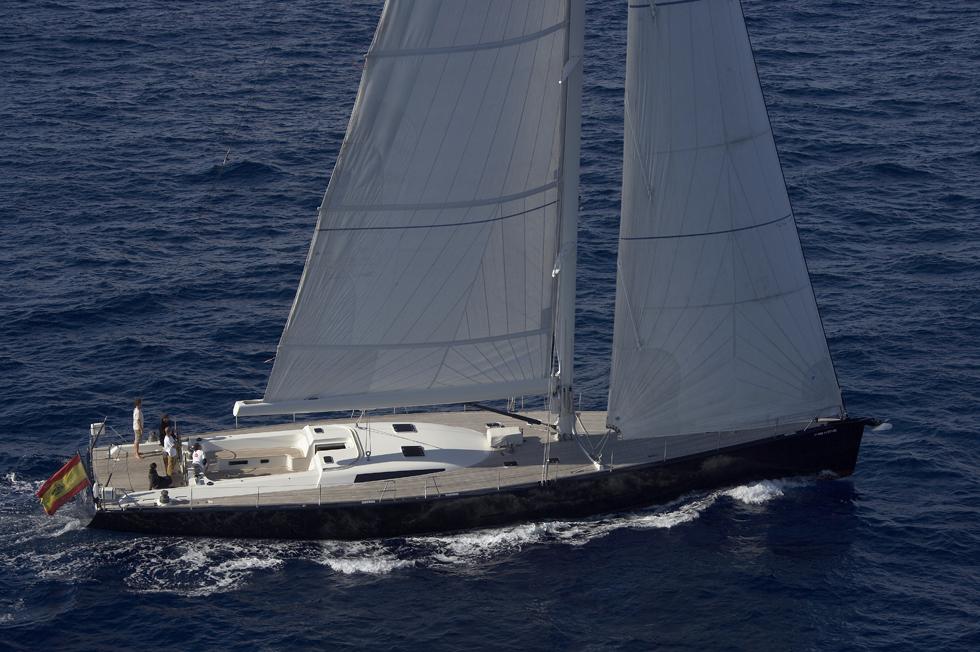 Yacht SEJAA -  Main