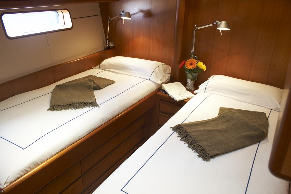 Yacht SEJAA -  Twin Cabin