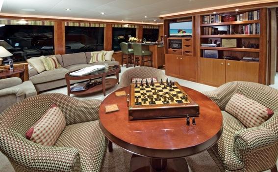 Yacht SERENGETI - Salon 2