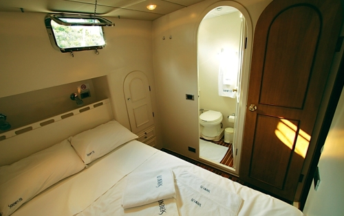 Yacht SERENITY 70 -  Guest Cabin 3