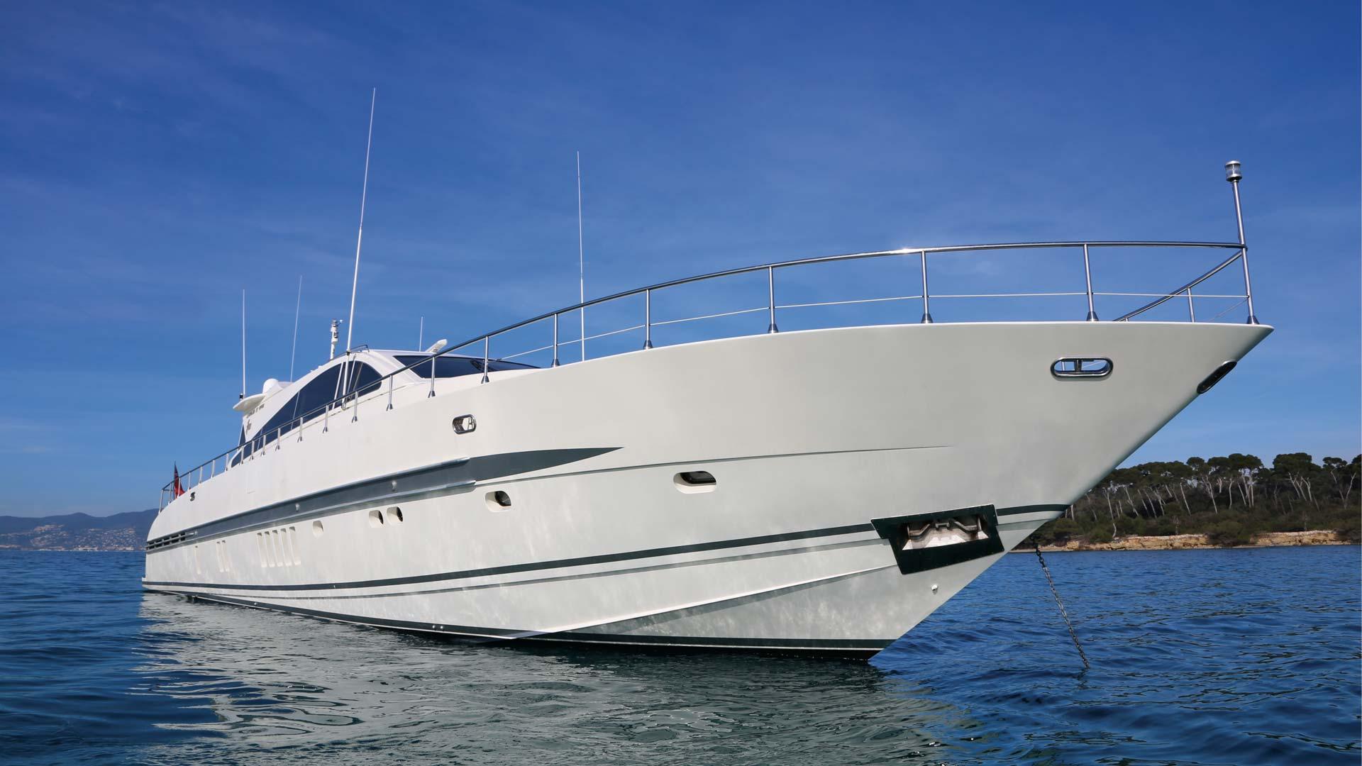 online yacht booking serenity atlantic leopard arno. Black Bedroom Furniture Sets. Home Design Ideas