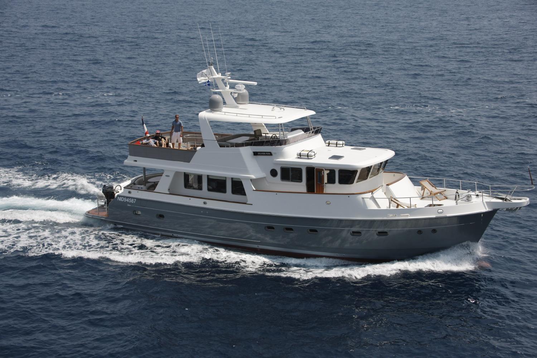 Yacht SILVER FOX -  Main