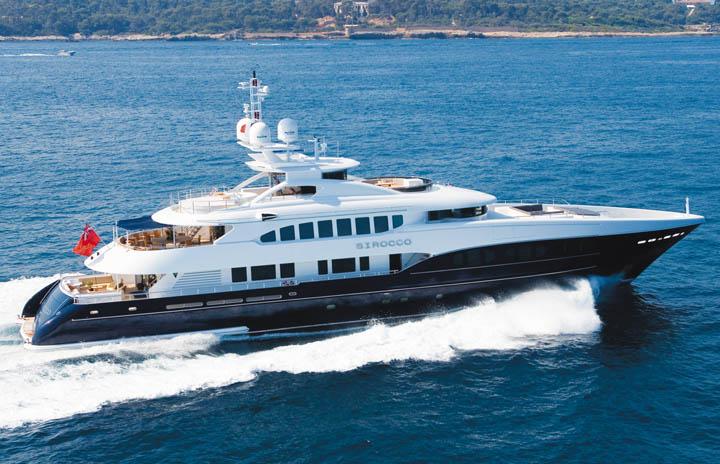 Yacht SIROCCO -  Cruising