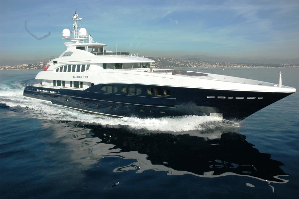 Yacht SIROCCO -  Main