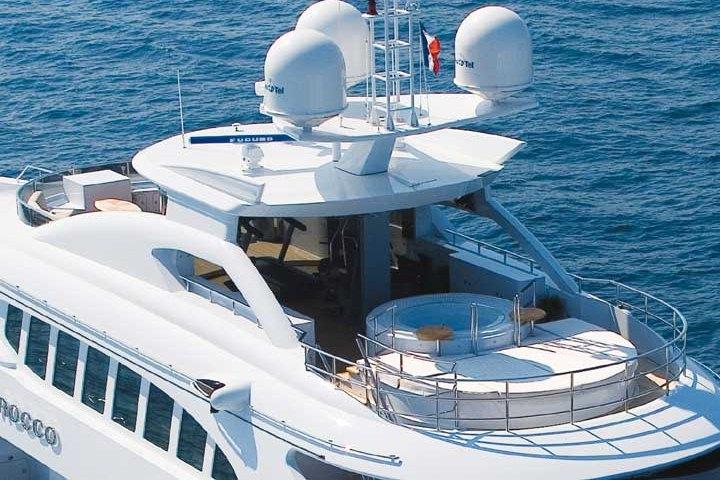 Yacht SIROCCO -  Sundeck
