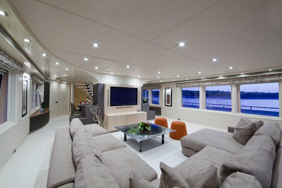 Yacht SISTER ACT -  Main Salon