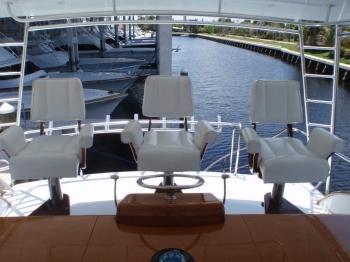 Yacht SPECULATOR -  Flybridge