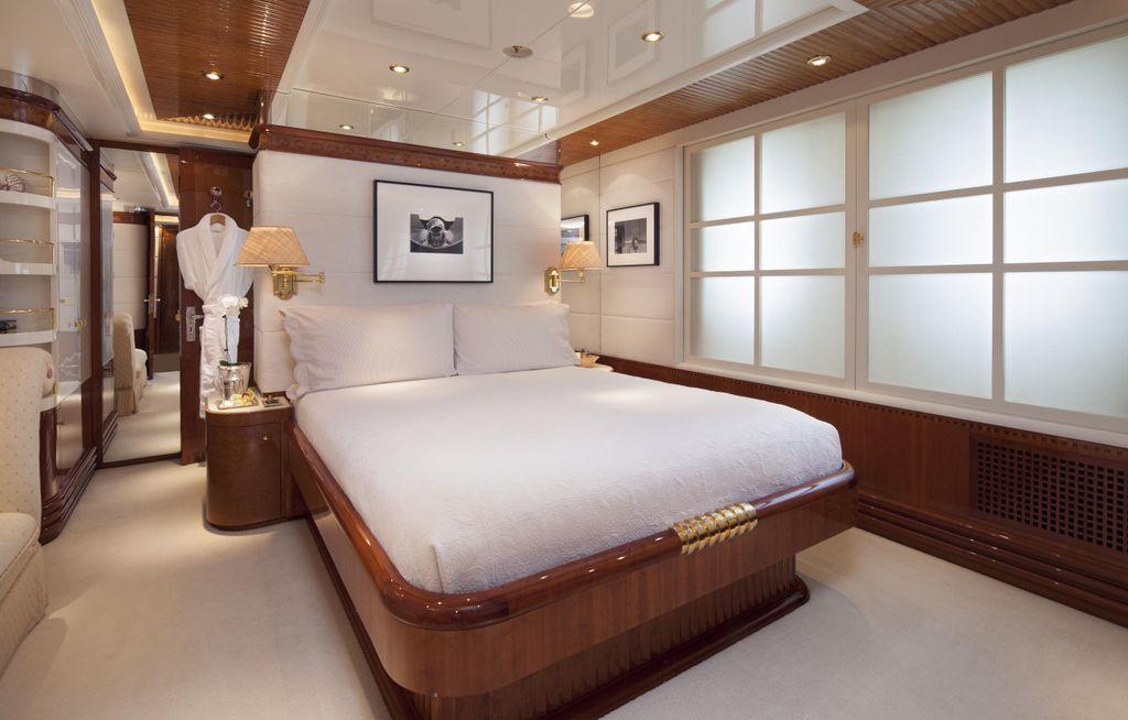 Yacht STARFIRE -  Double Cabin