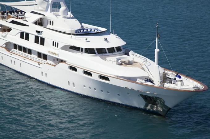 Yacht STARFIRE -  Main