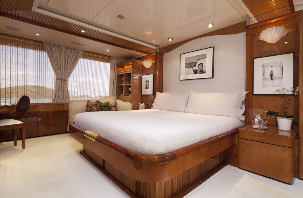 Yacht STARFIRE -  VIP Cabin