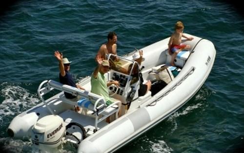 Yacht SYRENE -  Tender