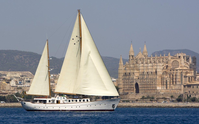 Yacht Southern Cross -  Main