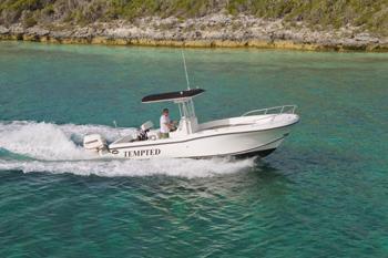Yacht TEMPTATION - Tender