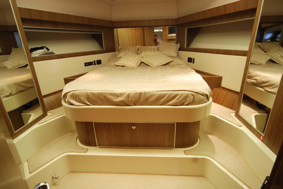 Yacht TEONE - VIP Cabin