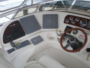 Yacht TOP SECRET -   Helm