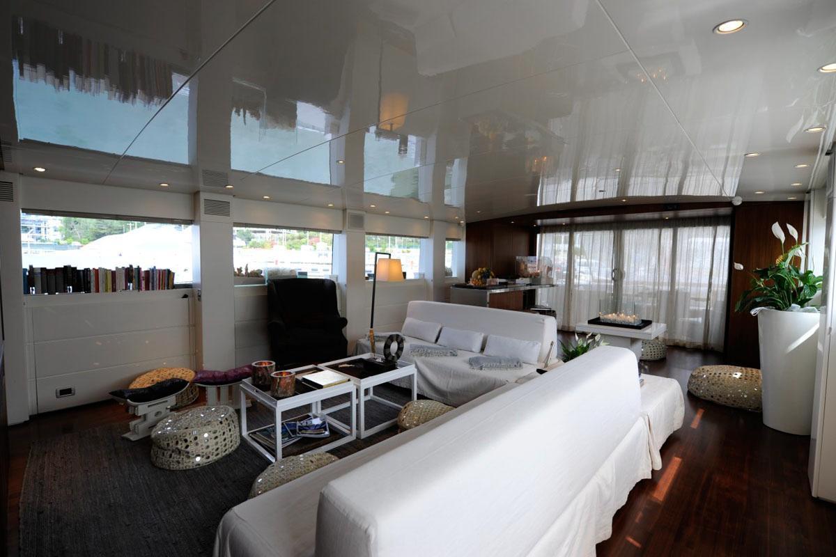 Yacht TROPICANA -  Main Salon