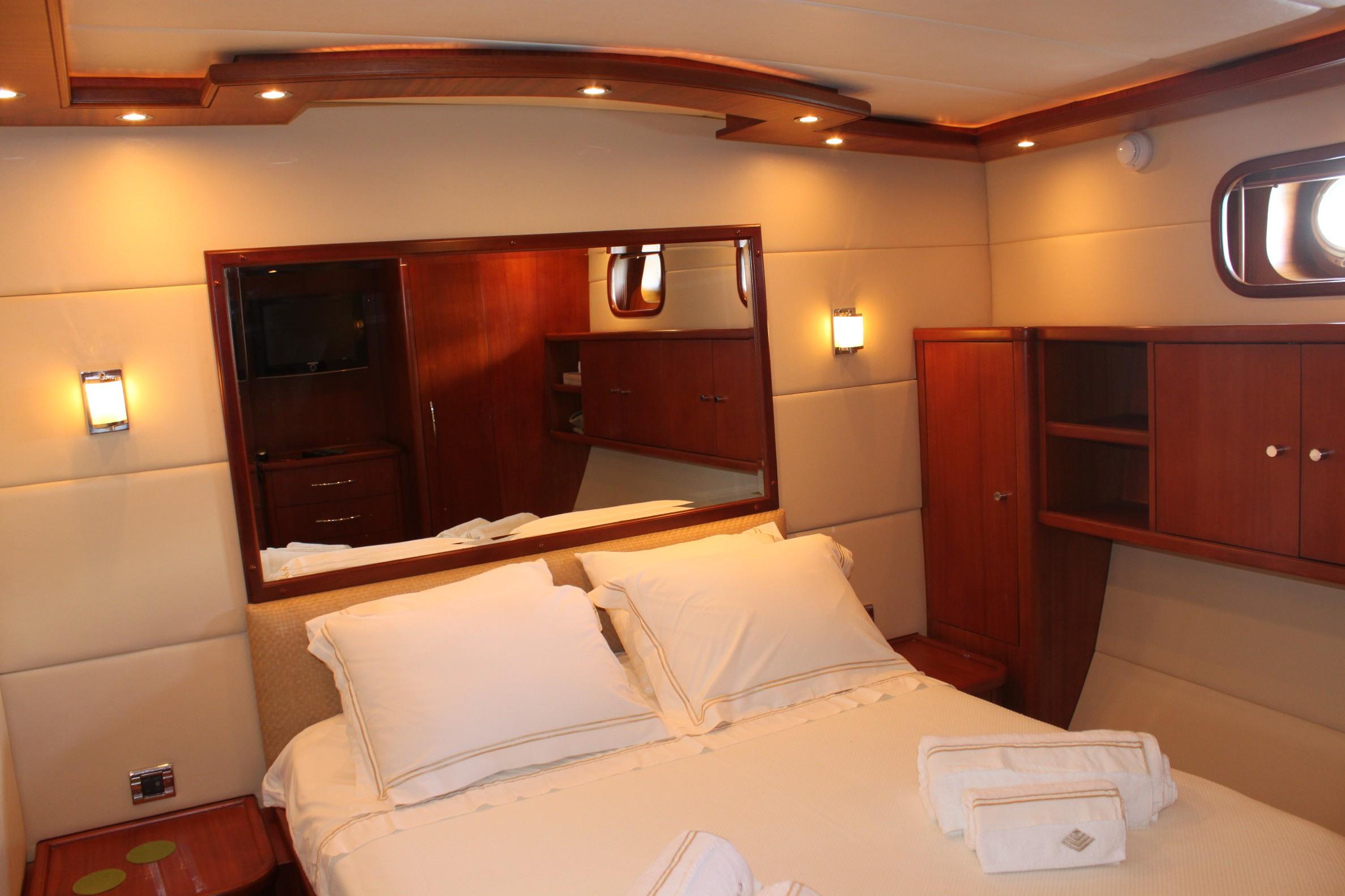 Yacht VANGUARD -  Guest Cabin 2