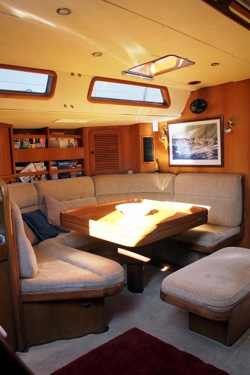 Yacht VIKING GIRL II -  Salon