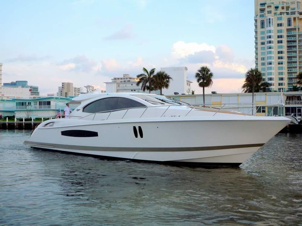 Yacht ZION -  Main
