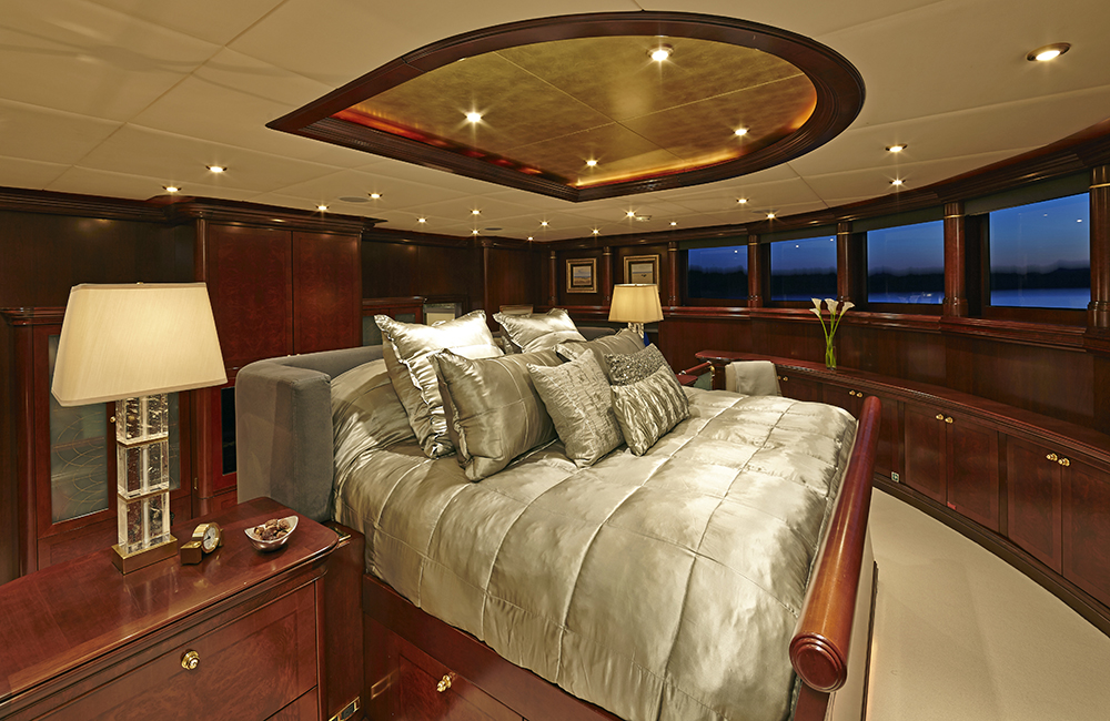 Yacht ZOOM ZOOM ZOOM -   Master Cabin