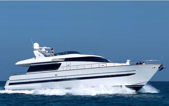 21m Motor Yacht BST