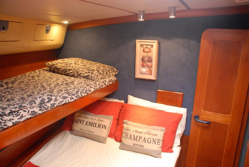 25m Sailing yacht TABOO