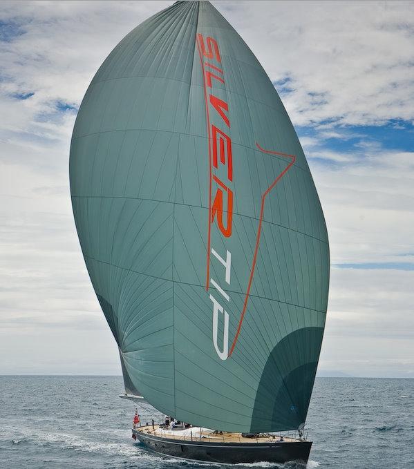 Yachting Development 34m super yacht SILVERTIP
