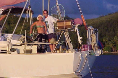 yacht aft 8