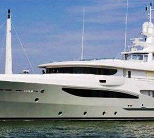 Megayacht Bel Abri launched by Amels.