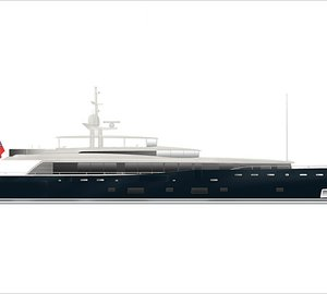 New Alloy Yachts AY43 motor yacht by team that created superyacht Allogante