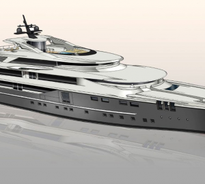 Luxury Motor Yacht Admiral 73 to be launched in 2010 by A.M.Y.