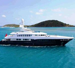 Yacht Blind Date is the Winner of the Best Displacement Motor Yacht below 500GT in the World Superyacht Awards 2010