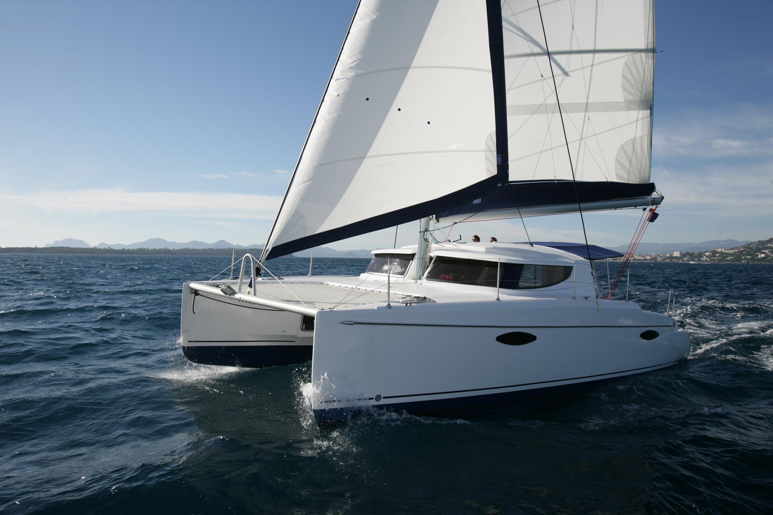 Fountaine Pajot France 2010 Mahe 36 Evolution Catamara — Yacht Charter & Superyacht News