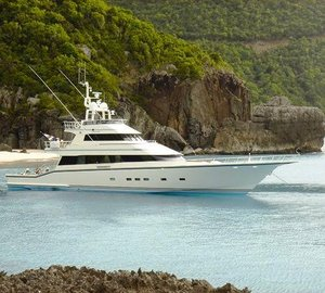 """Superyacht Sea Eagle sold for """"fire sale"""" price at Auction."""