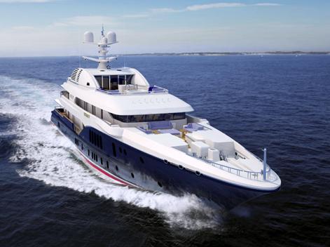 2010 Nobiskrug Motor Yacht  Sycara V